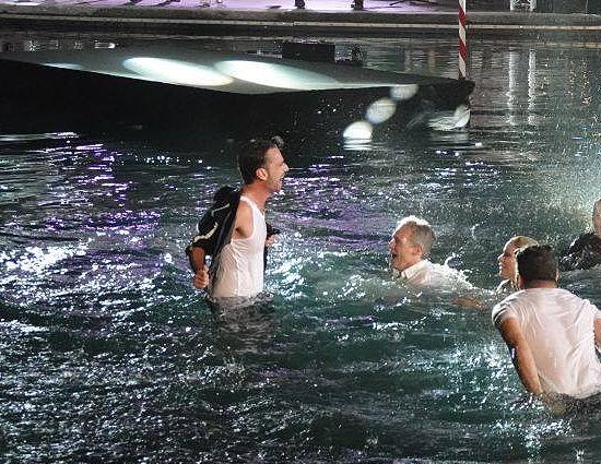 Florian duikt water in na uitzending van Schlager, Stars & Sterne