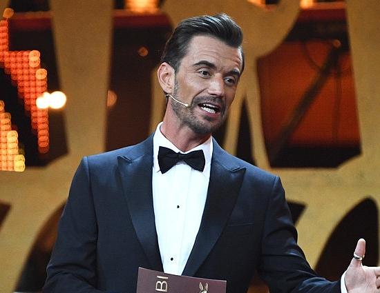 Florian bij Bambi Awards 2018