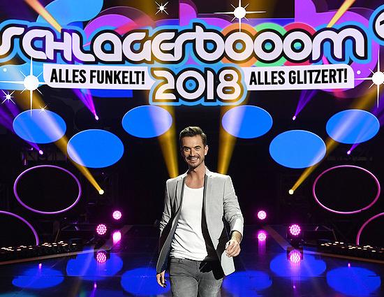 Schlagerbooom 2018 – Alles Funkelt! Alles Glitzert!