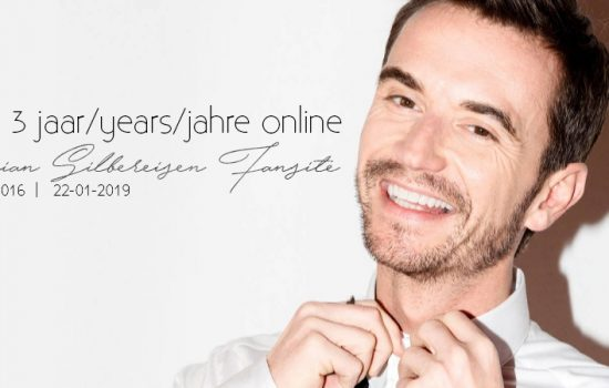 Florian Silbereisen Fansite – 3 jaar online