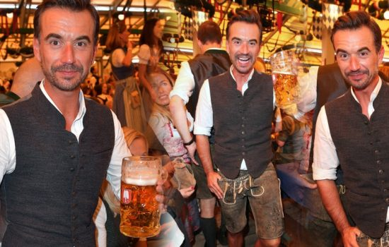 [21 september] Florian bij O'Zapft is in München (Germany, Oktoberfest)