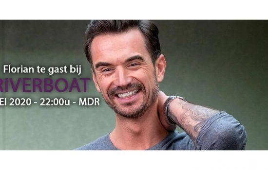 Florian te gast bij Riverboat (MDR)