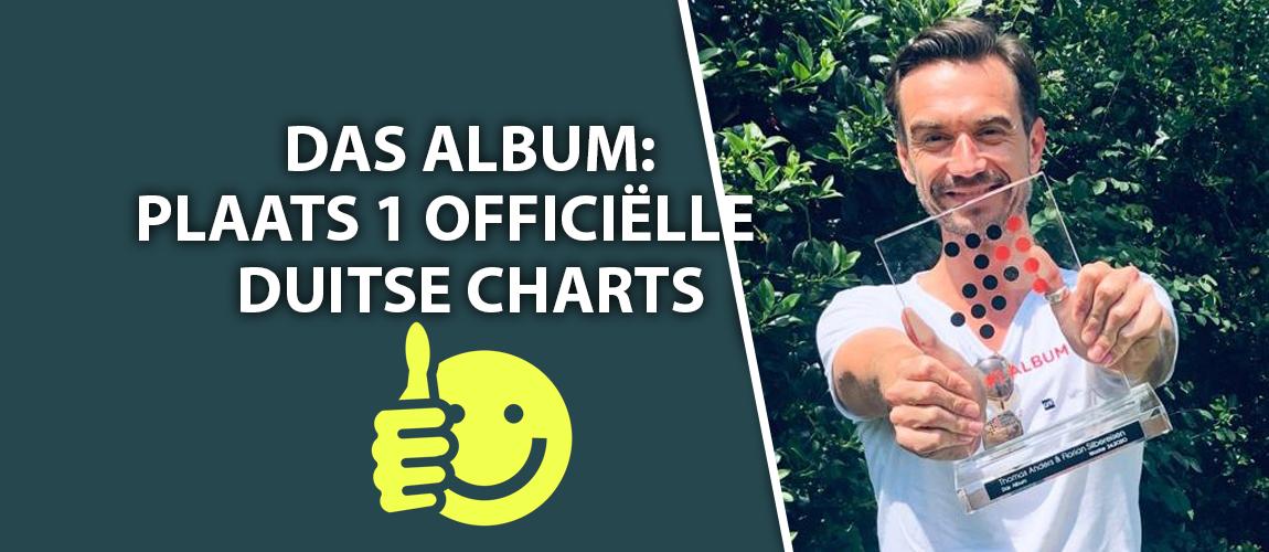 Das album op de eerste plaats officiële Duitse charts.